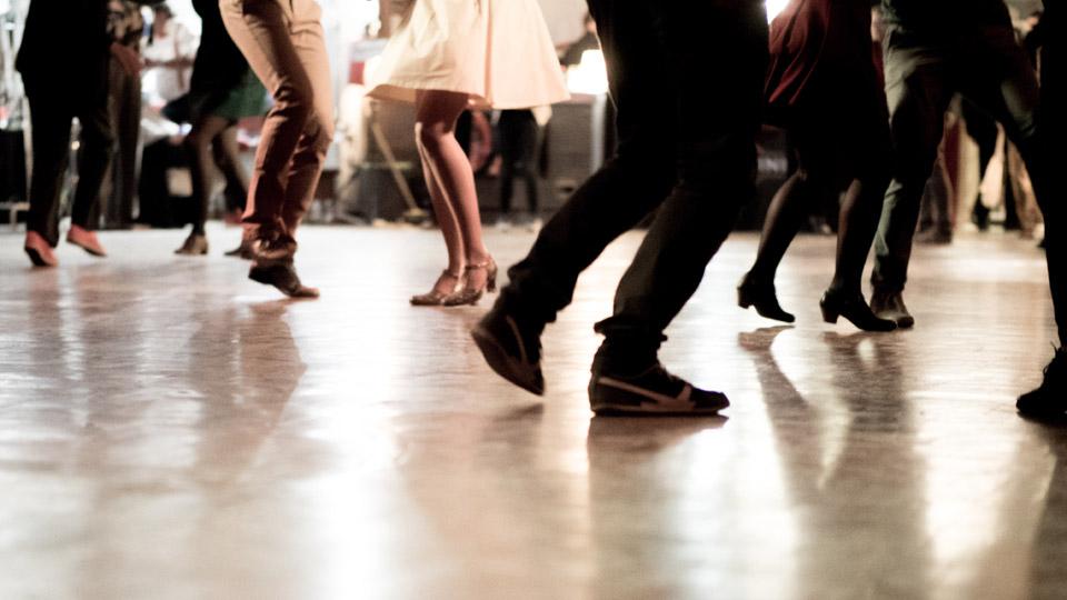 Cosa Swing Stili Correnti Musica Ballo
