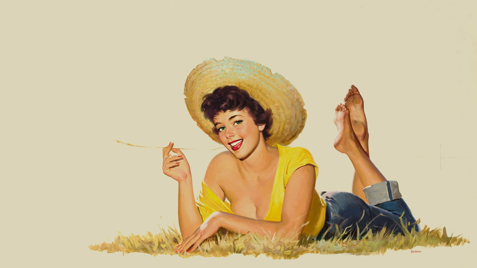 best cheap 30d5e cfb9c La moda femminile negli anni '50: lo stile vintage e le pin-up