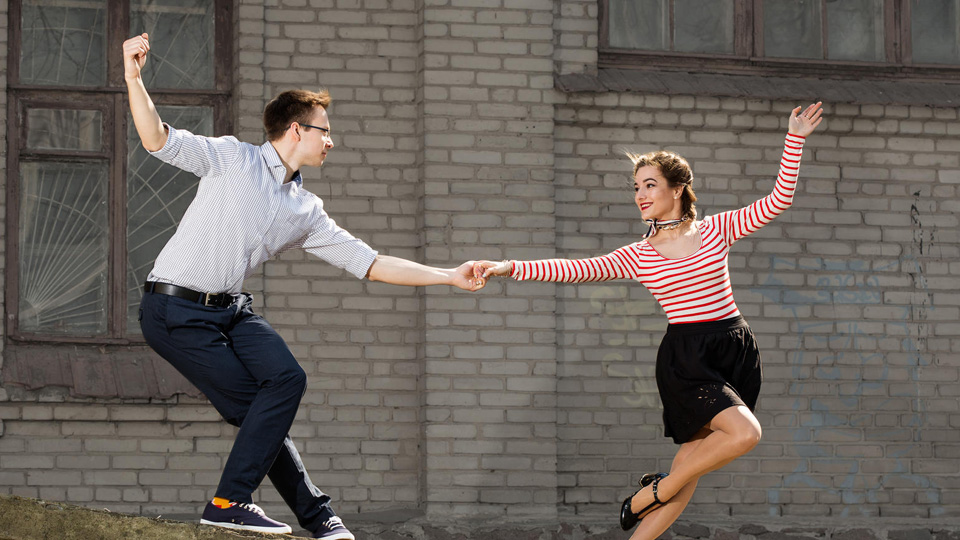 Come Vestirsi Ballare Swing Lindy Hop Look Donne