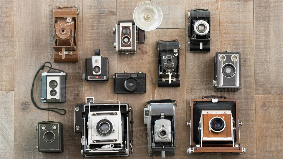 Migliori Macchine Fotografiche Analogiche Pellicola Foto Vintage