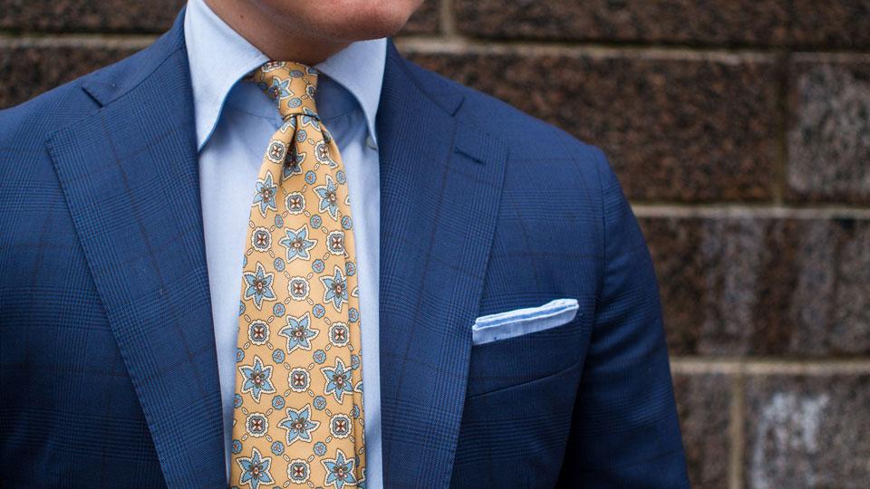 Come Scegliere Cravatta Vintage Colore Nodo Stile