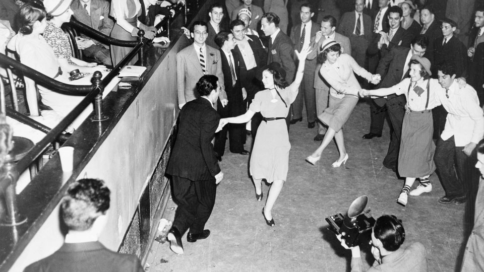 jitterbug cosa storia differenze lindy hop