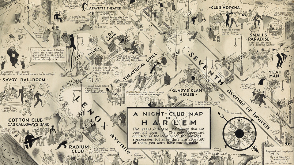 viaggio itinerari luoghi storici swing harlem savoy ballroom