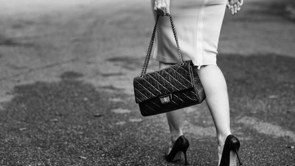 storia borsa vintage dove comprarla indossarla abbinarla