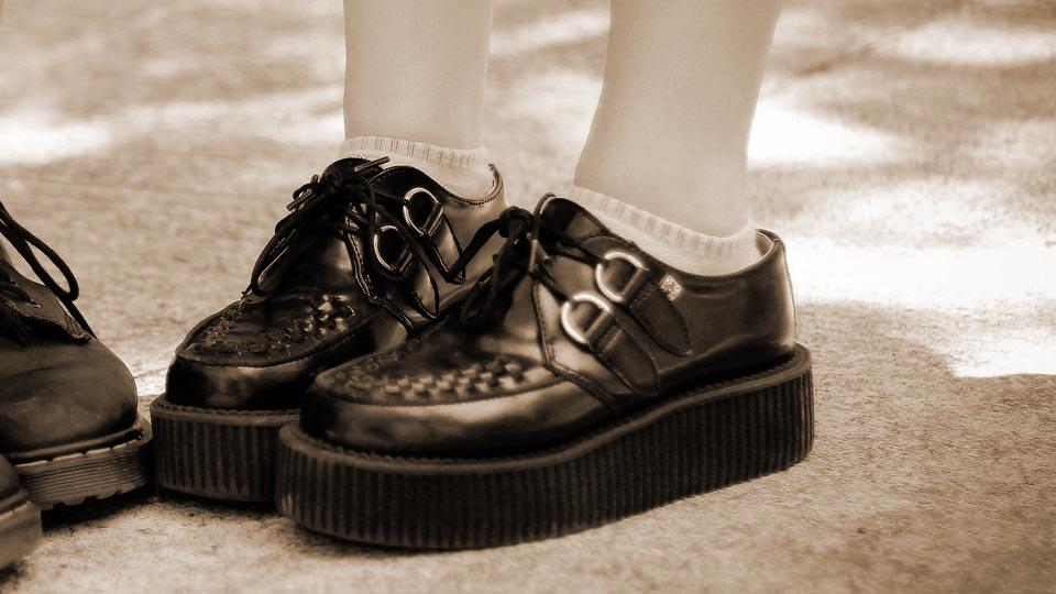 storia-scarpe-brothel-creeper-icona-musica-anni-50